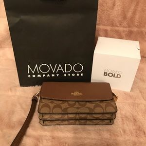Movado Accessories - ✨ SOLD ✨💯 AUTHENTIC BRAND NEW MOVADO WATCH